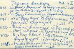 Заметки на листах