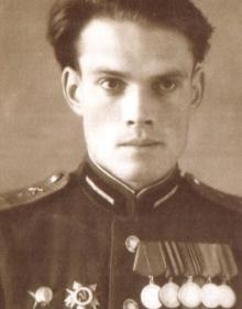 Н. П. Анкилов, 1948 год